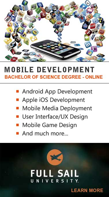 Mobile App Development Bachelors Degree